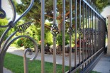 Posuvná brána samonosná