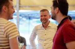 Milan Kučera s hosty