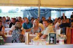 Na oslavách jsme přivítali 100 hostů