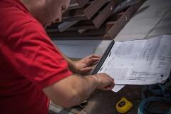 Čtení z výkresové dokumentace při výrobě oplocení